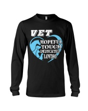 Veterinarian Apparel Great Gifts For Veterinarians Long Sleeve Tee thumbnail