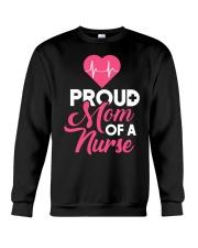 Proud Nurse Mom Shirt 2018 - Nurse graduation Crewneck Sweatshirt thumbnail