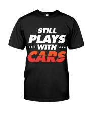 Classic Cars T-Shirt Gifts for Drag Racing lovers Premium Fit Mens Tee thumbnail