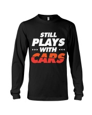 Classic Cars T-Shirt Gifts for Drag Racing lovers Long Sleeve Tee thumbnail