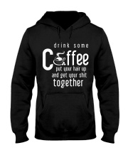 Funny Gift For Coffee Lovers Hooded Sweatshirt thumbnail
