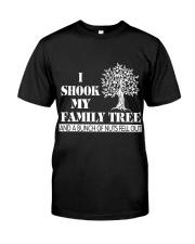 Cool Genealogy T-shirts Classic T-Shirt thumbnail