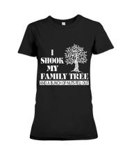 Cool Genealogy T-shirts Premium Fit Ladies Tee thumbnail
