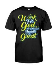 Christian gifts - Religion t shirt Classic T-Shirt thumbnail