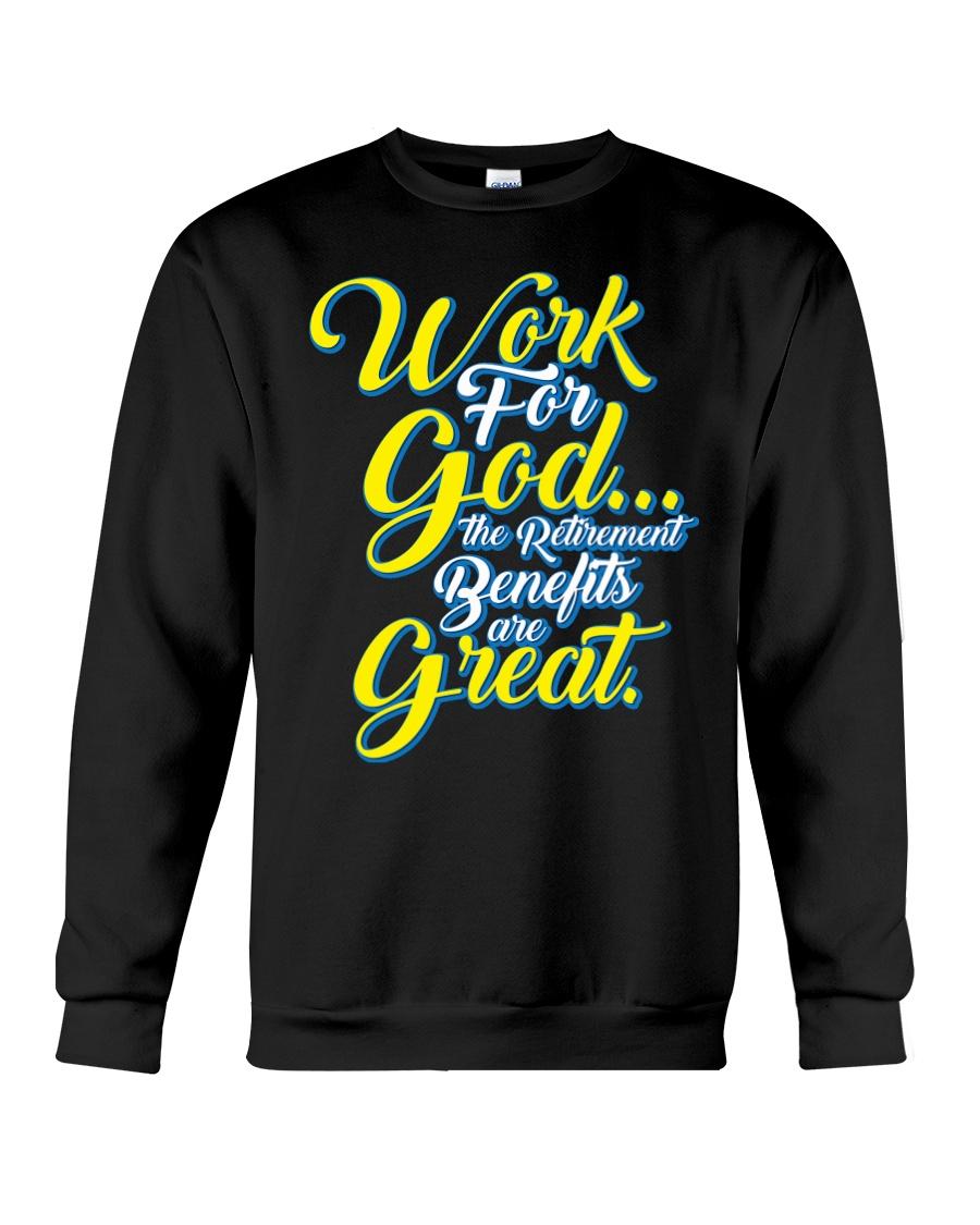 Christian gifts - Religion t shirt Crewneck Sweatshirt