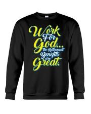 Christian gifts - Religion t shirt Crewneck Sweatshirt front