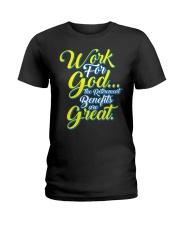 Christian gifts - Religion t shirt Ladies T-Shirt thumbnail