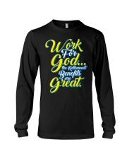 Christian gifts - Religion t shirt Long Sleeve Tee thumbnail