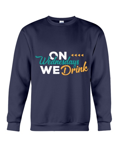 Funny drinking shirts Drinking on Wednesday tee