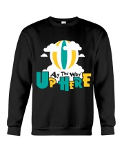 Hot Air Balloon Graphic Tee Shirt Crewneck Sweatshirt front