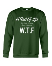 Humorous Weekdays Hating T-shirts Funny Gift Ideas Crewneck Sweatshirt front
