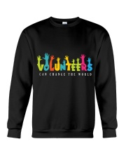 Volunteer clothing Gifts for volunteer teams Crewneck Sweatshirt front
