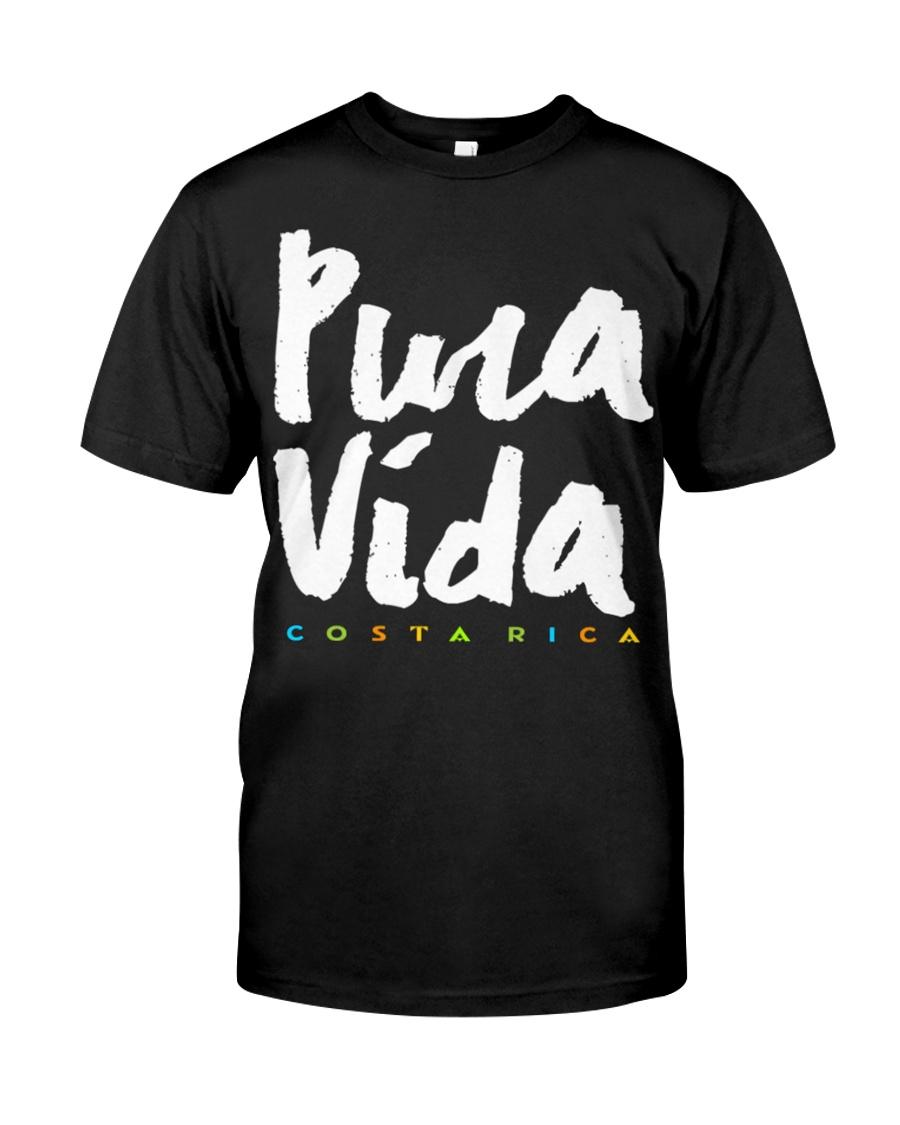 Costa Rica Pura Vida T-Shirt Classic T-Shirt