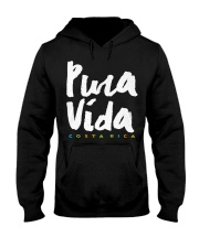 Costa Rica Pura Vida T-Shirt Hooded Sweatshirt thumbnail
