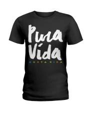 Costa Rica Pura Vida T-Shirt Ladies T-Shirt thumbnail
