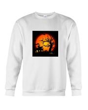 Halloween view Crewneck Sweatshirt thumbnail