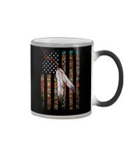 Native American Flag Color Changing Mug thumbnail
