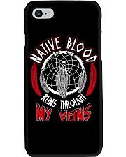 Native Blood Runs Through My Veins Phone Case thumbnail