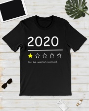 2020 Funny 1Star Review Shirt Classic T-Shirt lifestyle-mens-crewneck-front-17