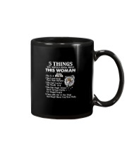 5 Things You Should Know This Woman Mothers Day T  Mug thumbnail