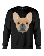 Brown French Bulldog - French Bulldog Lovers Crewneck Sweatshirt thumbnail