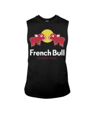 French Bulldog Energy - French Bulldog Lovers Sleeveless Tee thumbnail