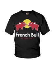 French Bulldog Energy - French Bulldog Lovers Youth T-Shirt thumbnail