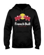French Bulldog Energy - French Bulldog Lovers Hooded Sweatshirt thumbnail