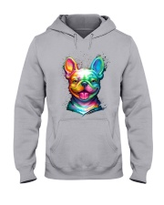 French Bulldog Cute - French Bulldog Lovers Hooded Sweatshirt thumbnail