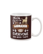 Funny Labrador Shirt - You Must Love My Labrador Mug thumbnail