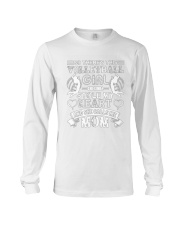 VOLLEYBALL - GIRL AND MOM Long Sleeve Tee thumbnail