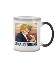 US DRINK DONALD DRUNK Color Changing Mug thumbnail