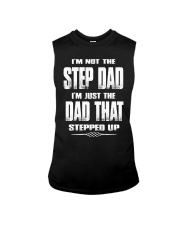 I'm not the step dad I'm just the Dad Sleeveless Tee thumbnail