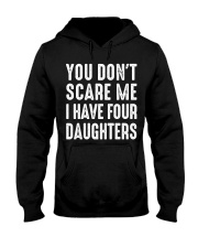 I have four daughters Hooded Sweatshirt thumbnail