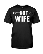 PSYCHOTIC WIFE Classic T-Shirt tile
