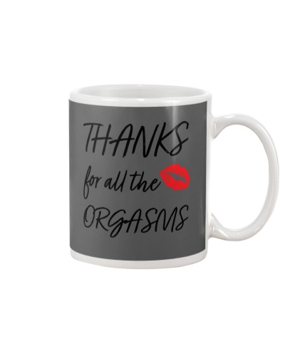 Thanks For All The Orgasms