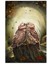 OWL LOVES 16x24 Poster front