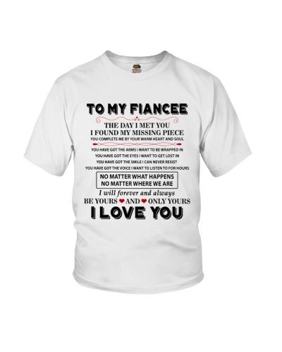 To My Fiancee I Love You