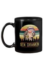 Ben Drankin 4th July Mug back