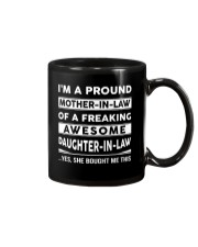 Proud Mother-in-law Mug thumbnail