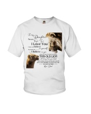 1 DAY LEFT - GET YOURS NOW TO MY DAUGHTER LIONS Youth T-Shirt thumbnail