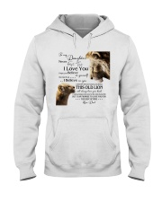 1 DAY LEFT - GET YOURS NOW TO MY DAUGHTER LIONS Hooded Sweatshirt thumbnail