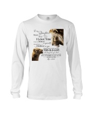 1 DAY LEFT - GET YOURS NOW TO MY DAUGHTER LIONS Long Sleeve Tee thumbnail