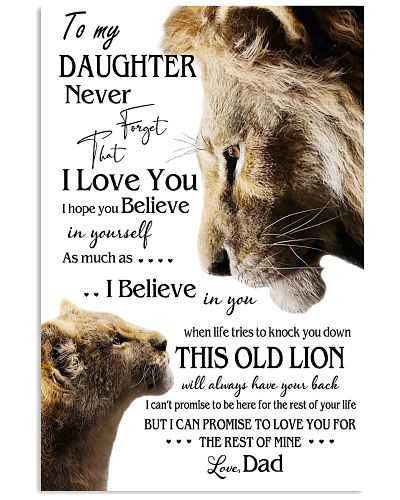 1 DAY LEFT - GET YOURS NOW TO MY DAUGHTER LIONS