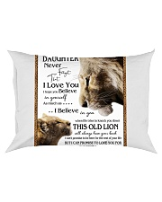 1 DAY LEFT - GET YOURS NOW TO MY DAUGHTER LIONS Rectangular Pillowcase thumbnail