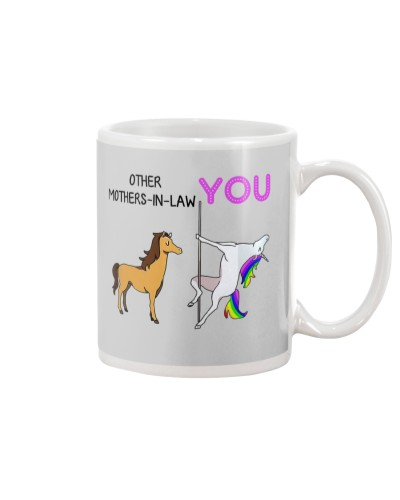 Mother-in-law - Unicorn Mug