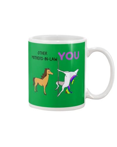 Mother-in-law - Unicorn Mug