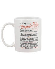 TO MY DAUGHTER FROM MOM Mug back