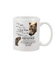 1 DAY LEFT - TO SON FROM DAD BEARS Mug thumbnail