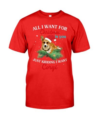 I Want Corgi